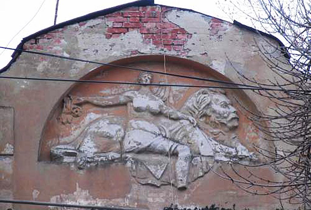Старообрядческая богадельня им. Императора Александра II