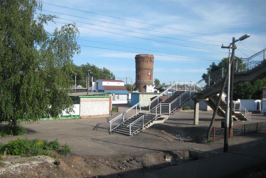Аркадакская водонапорная башня