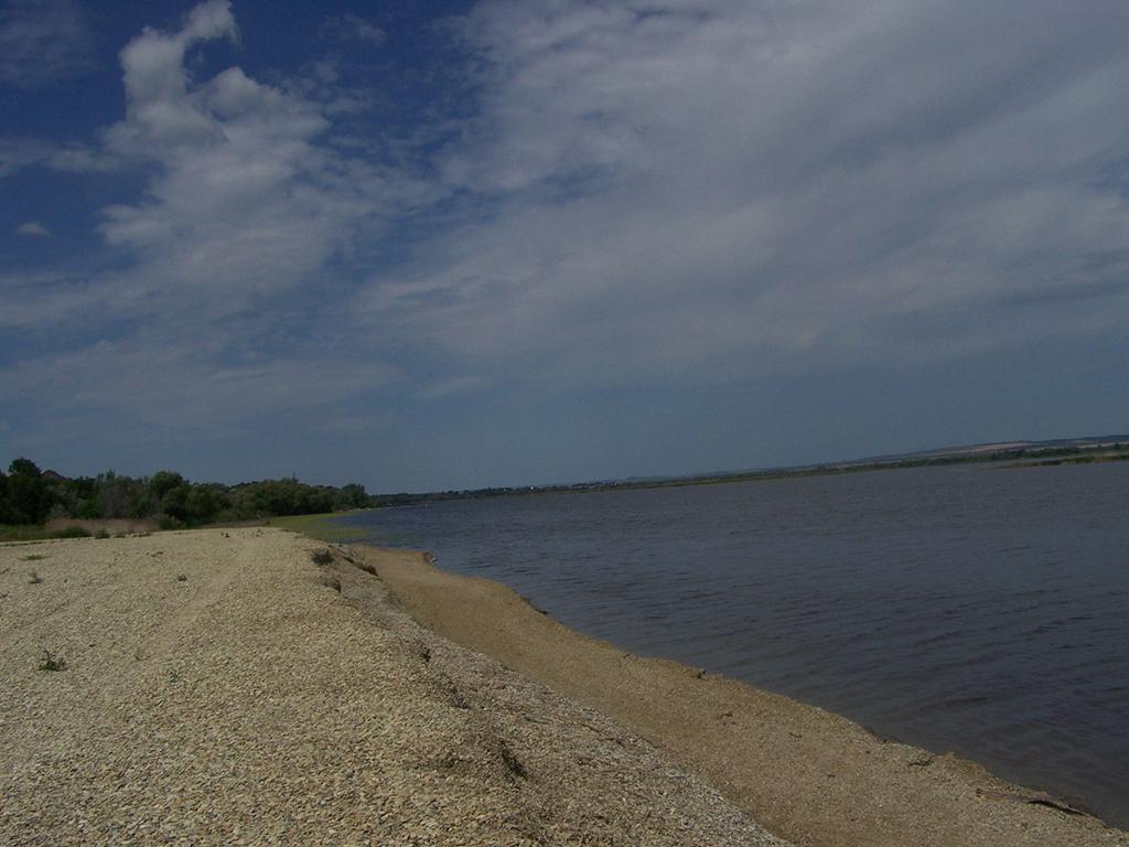 Вязовский пляж Амур-Волга