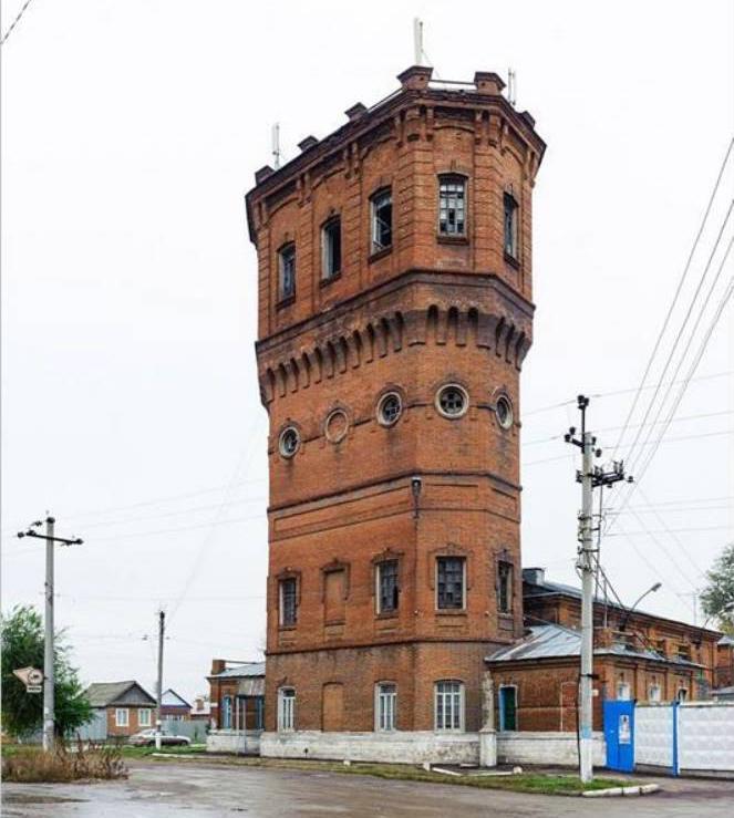 """Водонапорная башня """"Водосвет"""""""