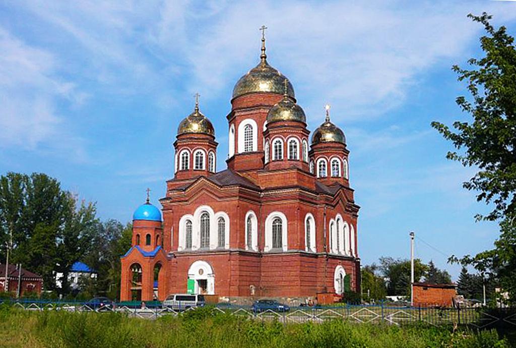 Кафедральный собор Воскресения Христова