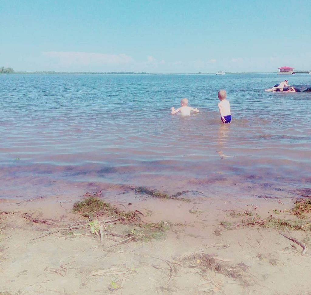 Усть-Курдюмский пляж