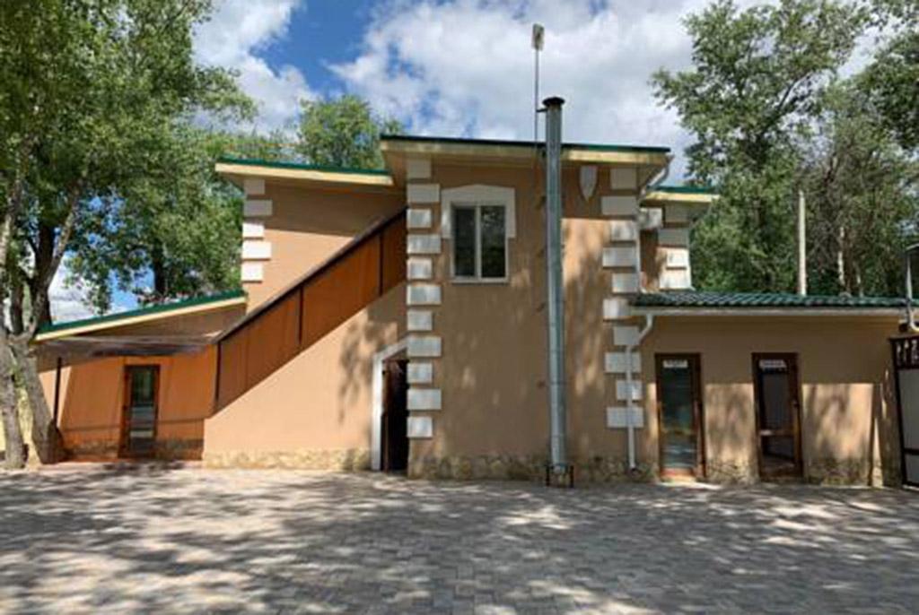 Туристическая база «Богатырь»