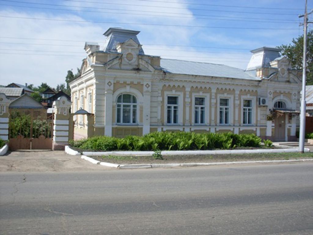 Дом купца Куртаева