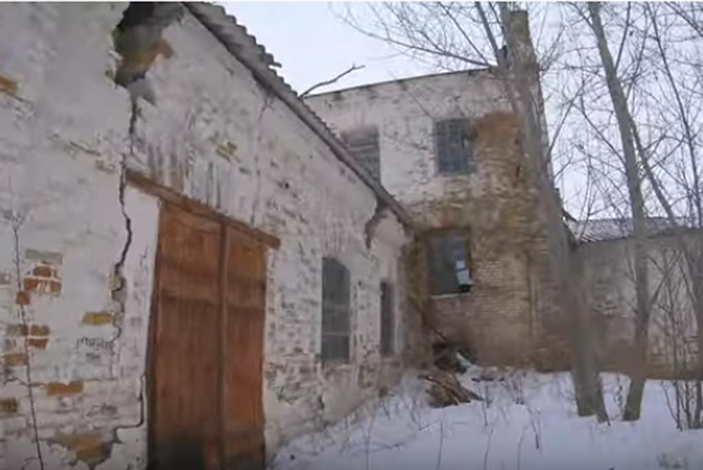 Паровая мельница Д.И.Павлова
