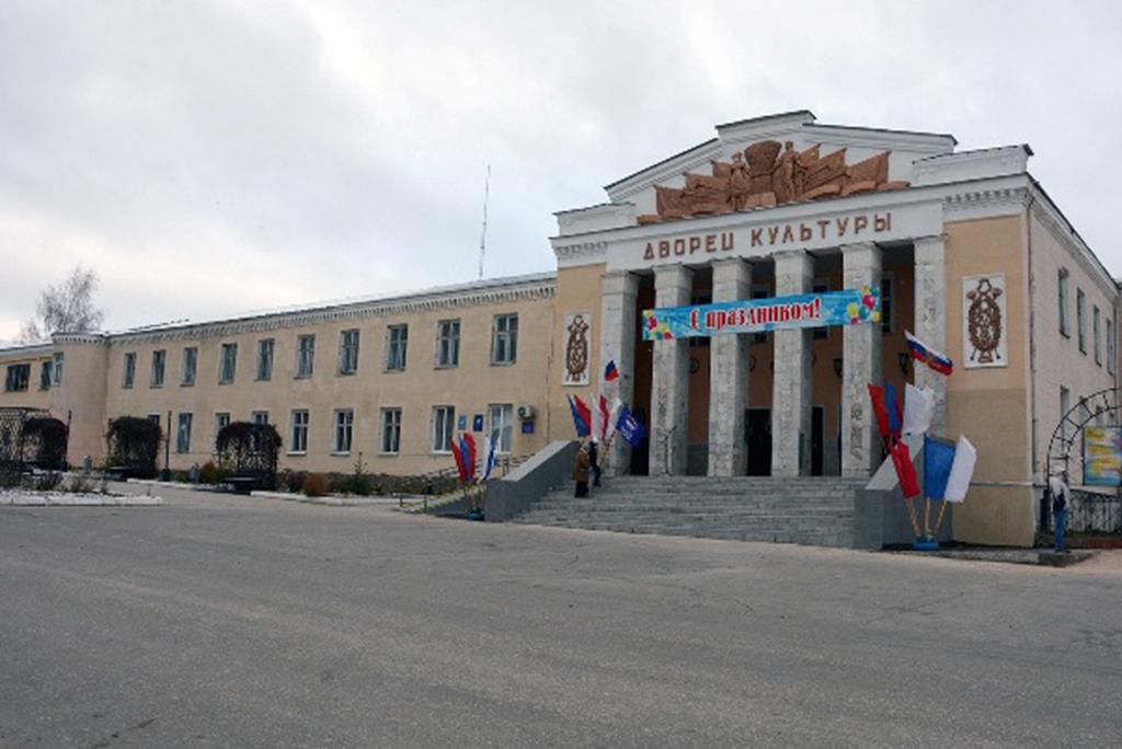 Районный дом культуры р. п. Базарный Карабулак