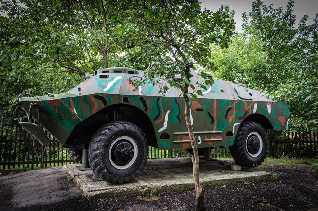 Музей пограничных войск