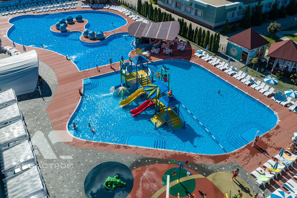 Аквакомплекс Nova Paradise