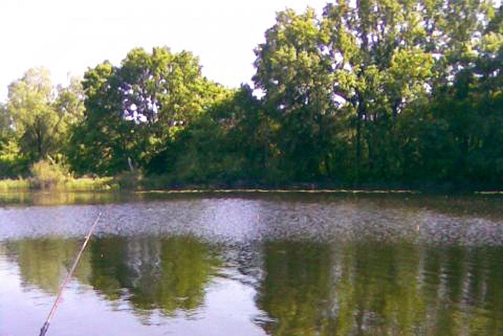 Озеро Яик