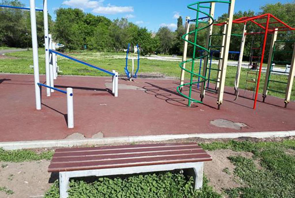 Городской парк имени А. С. Пушкина