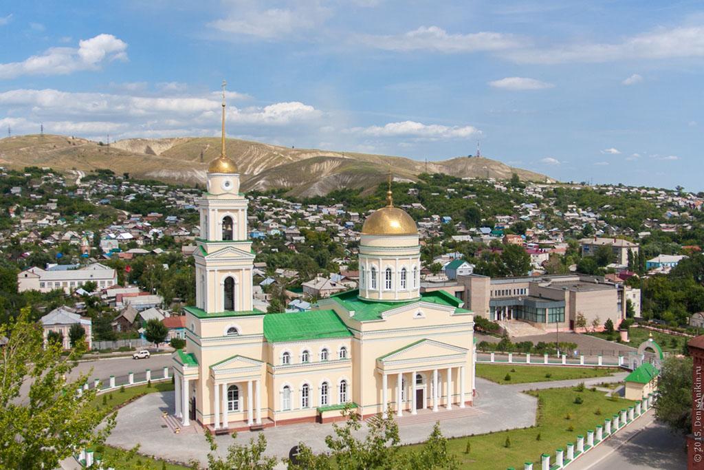 Часовня во имя святых Новомучеников и Исповедников Российских