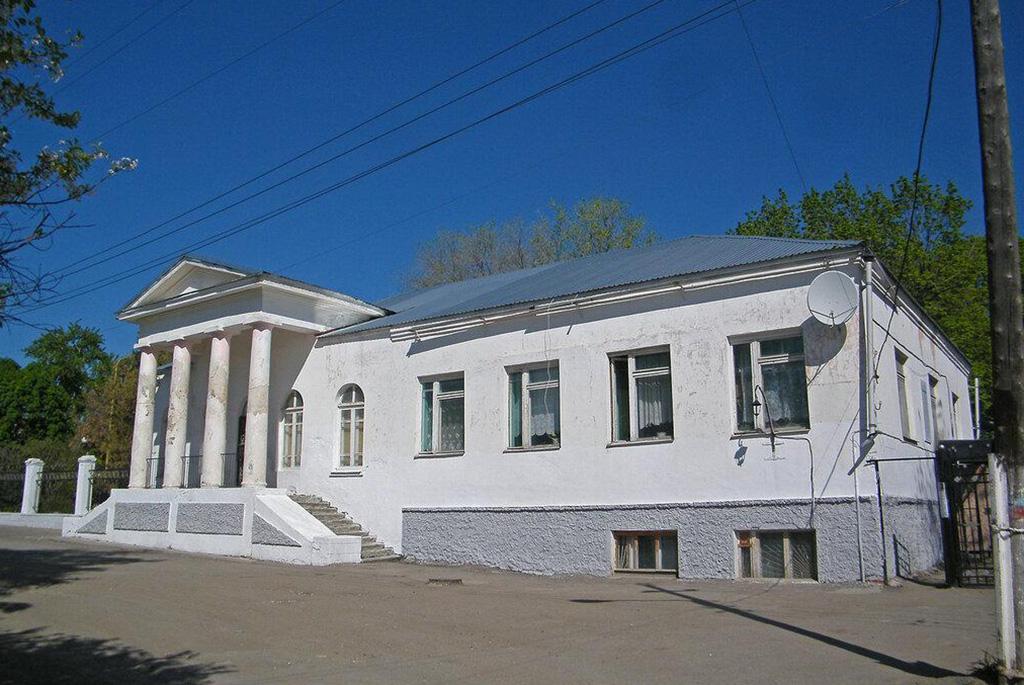 Усадьба А.П. Сапожникова