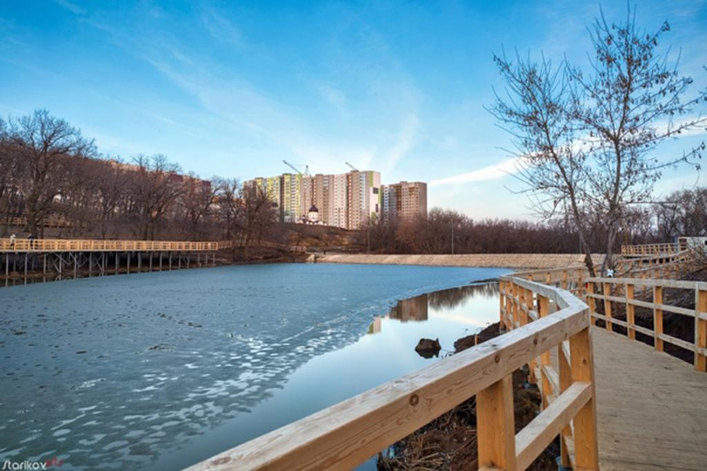Семхозный пруд