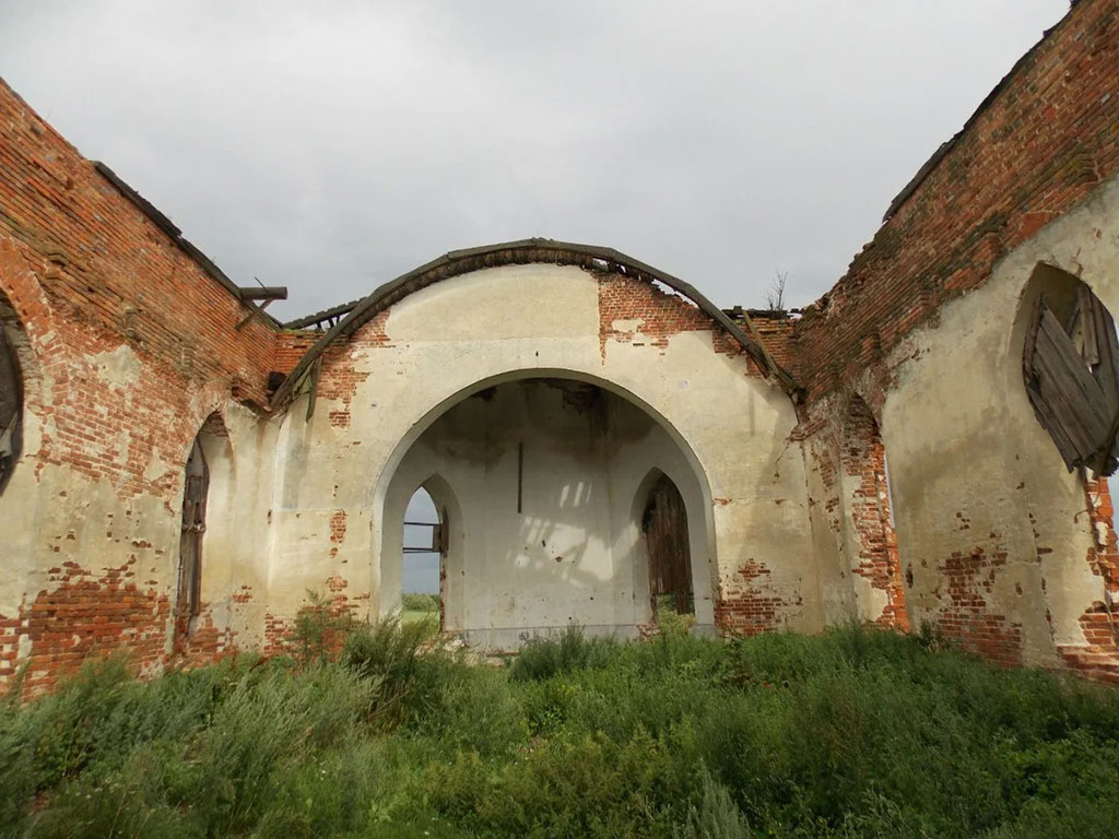 Храм во имя Казанской Божией Матери