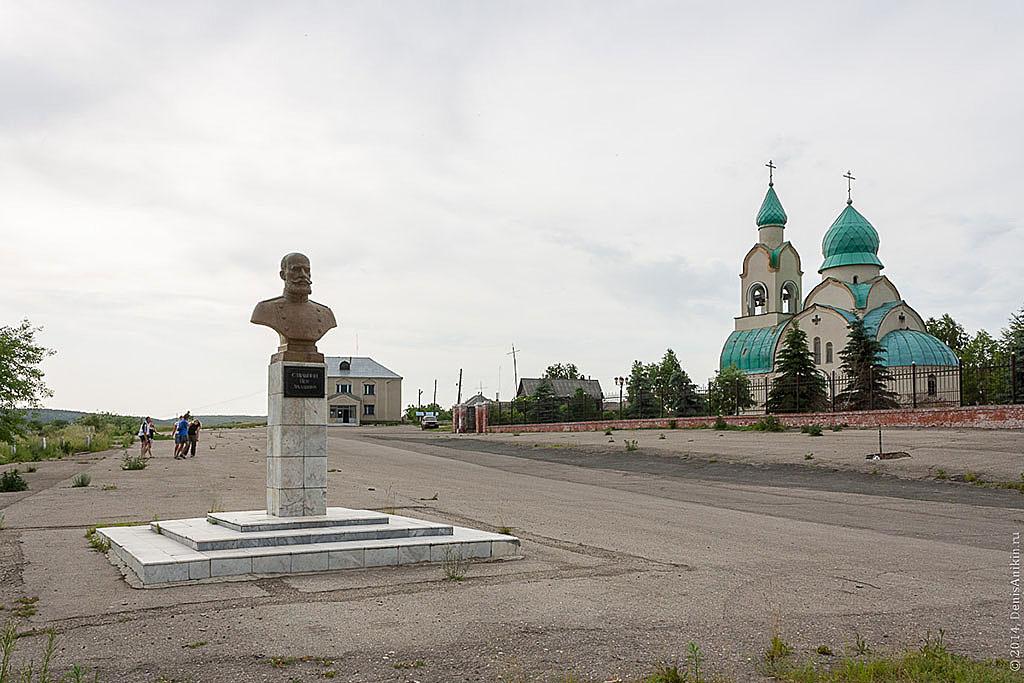 Храм во имя святого благоверного великого князя Димитрия Донского