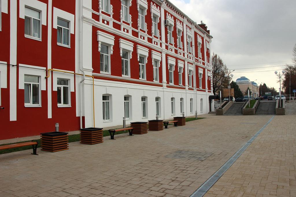 Набережная Балашова