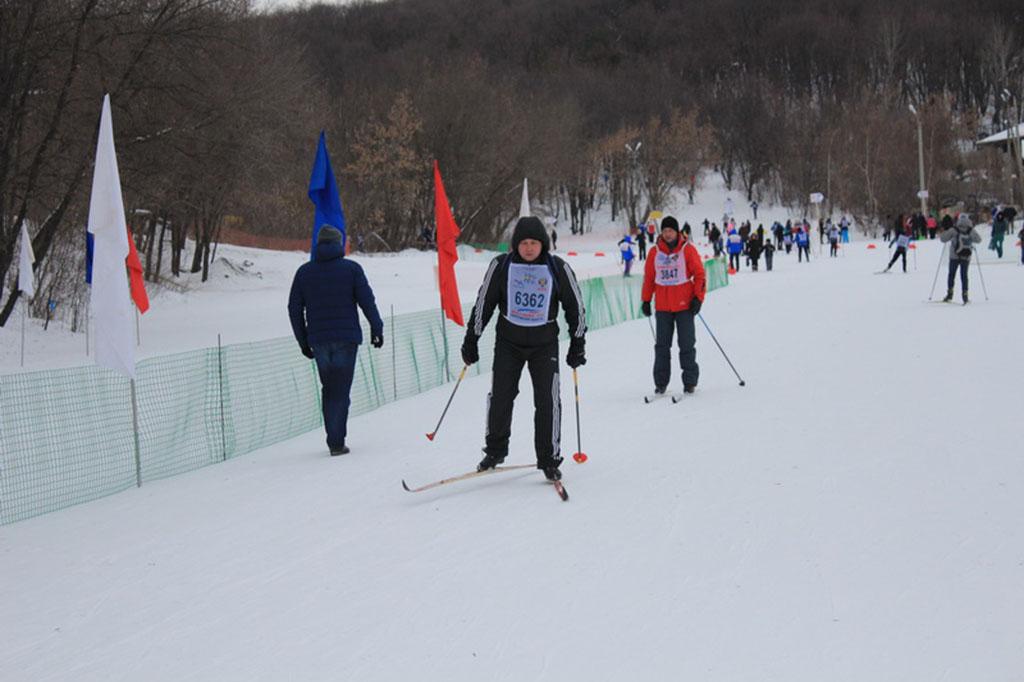 Лыжный стадион «Зимний»