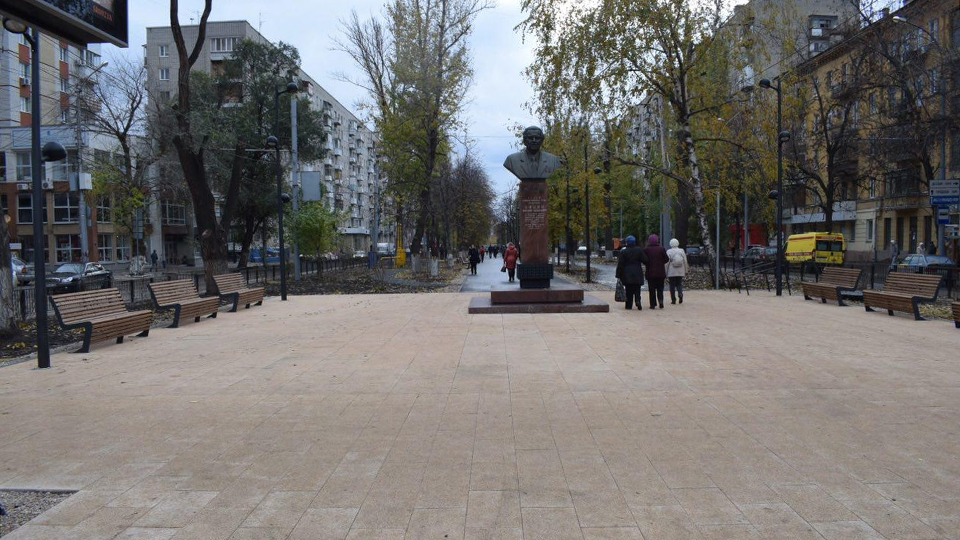 Бульвар Рахова