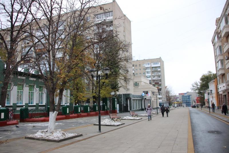 Волжская улица
