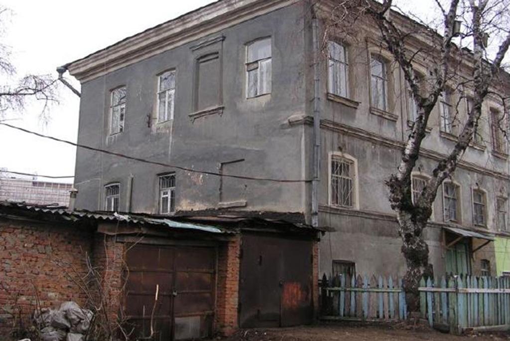 Дом купчихи Чирихиной