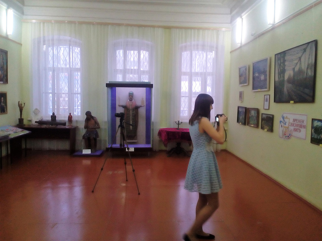 Художественная галерея Петровска