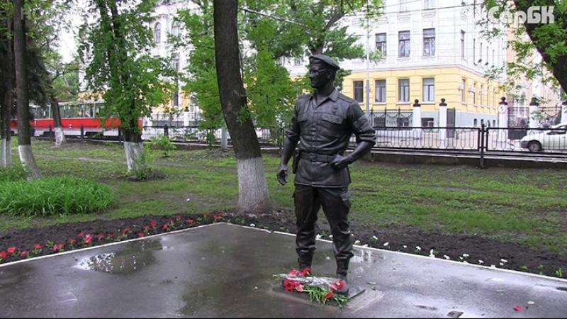 Бульвар на улице Астраханской
