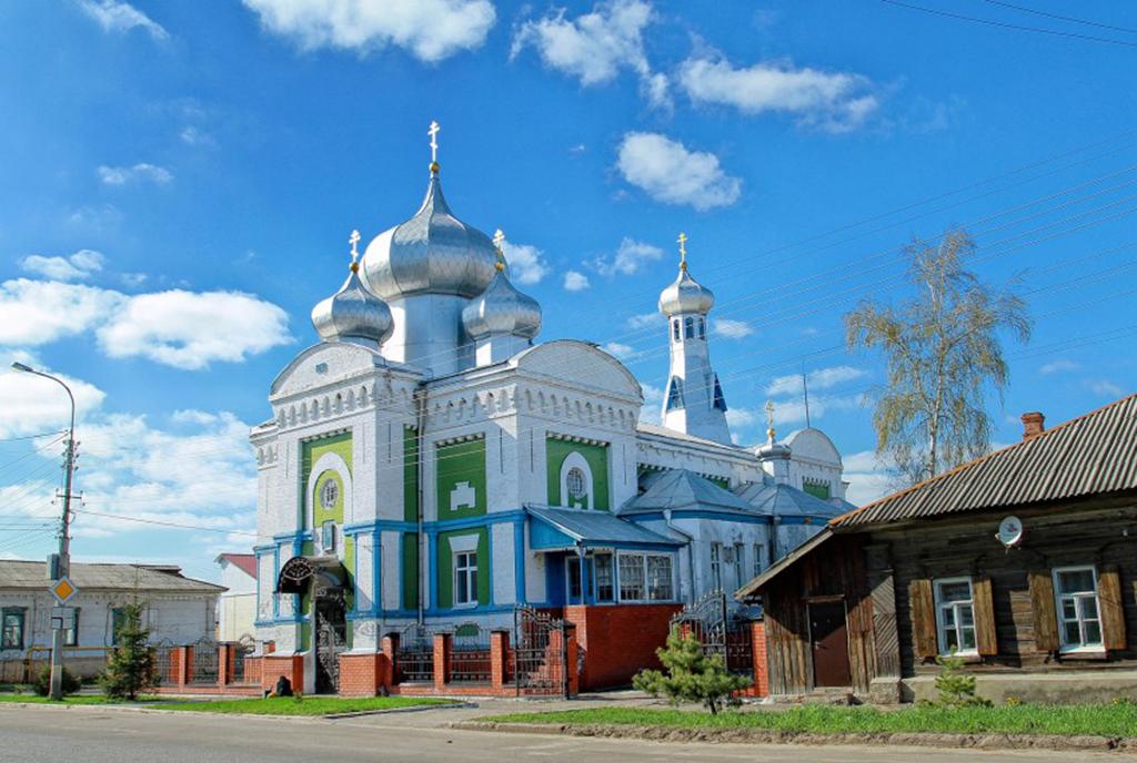 Кафедральный собор Архангела Михаила