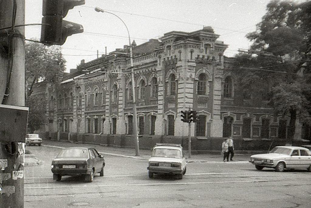 Дом А.И. Шумилина