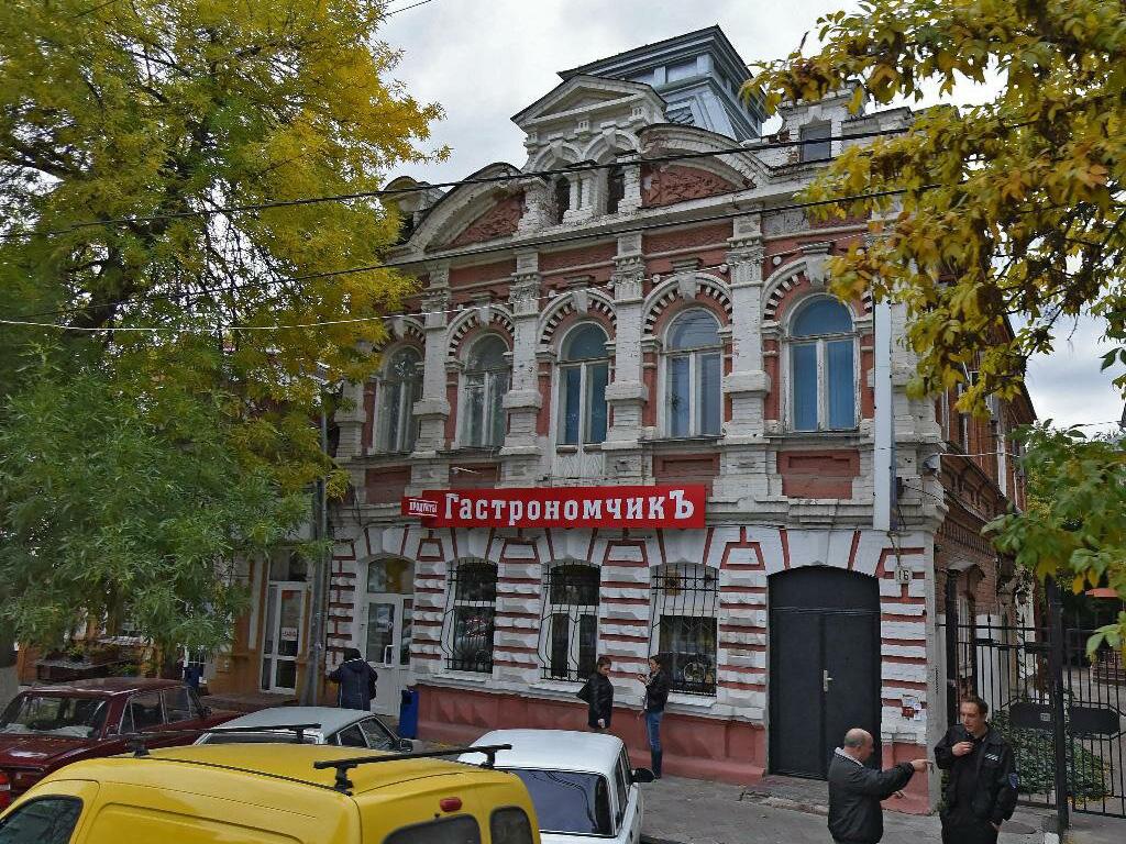 Жилой дом А. И. Шумилина