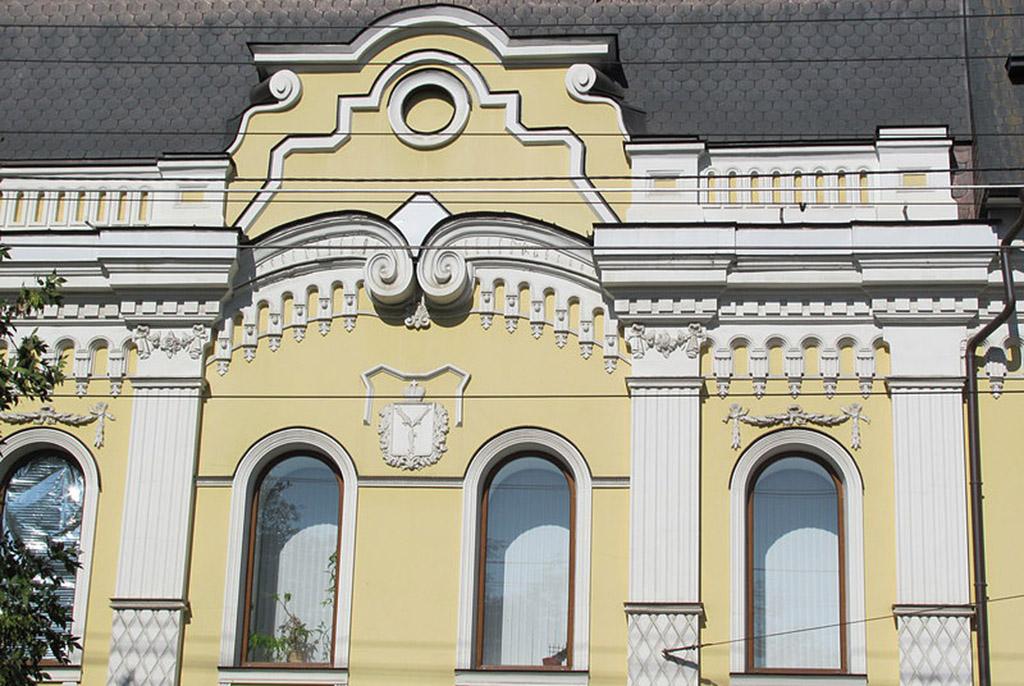 Дом купца Д.Б.Зейферта