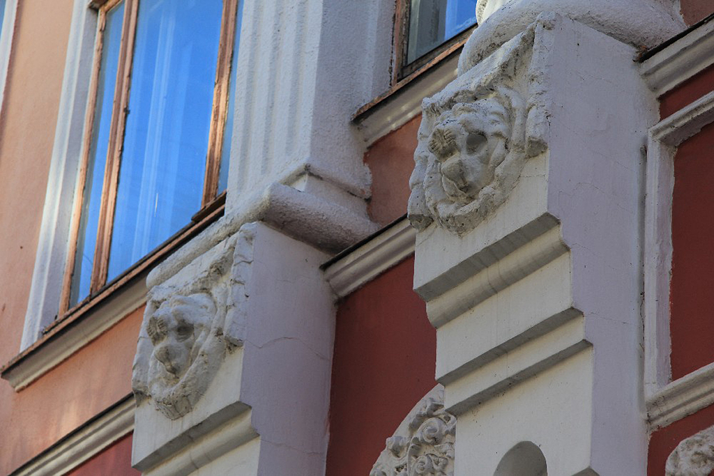 Дом И.Х.Эрфурта