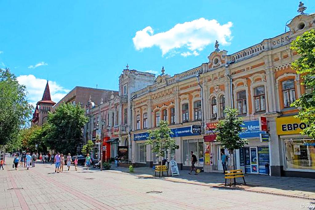 Дом Ф. Я. Дружинина