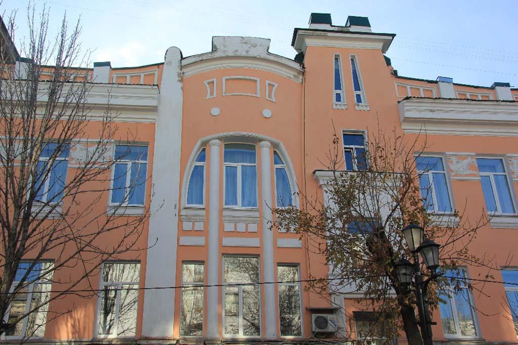 Доходный дом В. А. Красулина