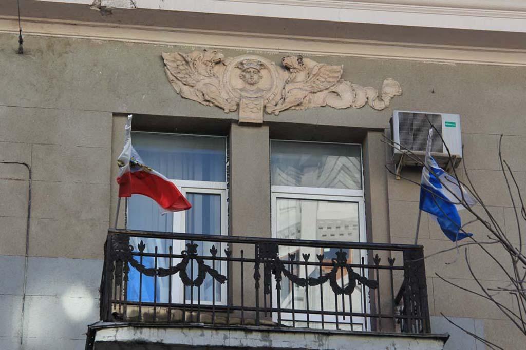Здание филиала ломбарда Санкт-Петербургского