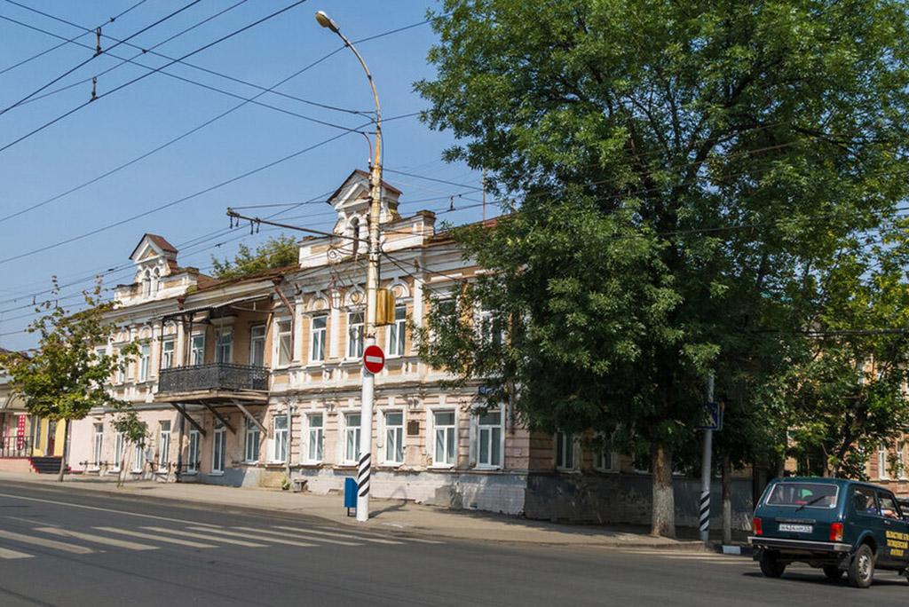 Дом Зейферт на Московской