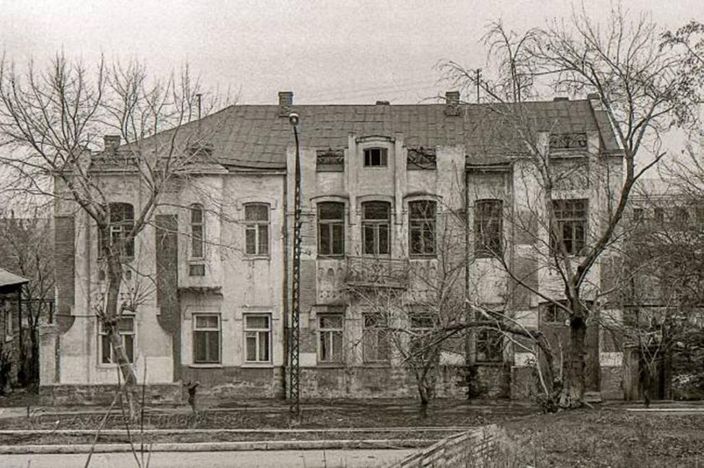 Особняк профессора Ивановского