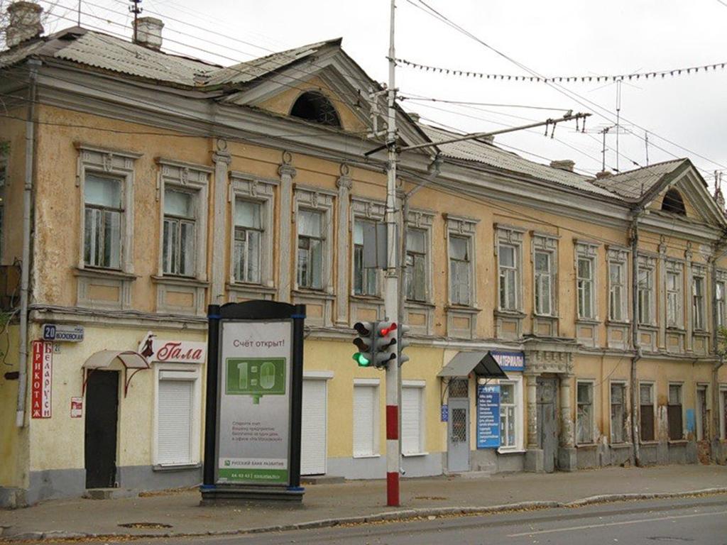 Дом В.В. Гудкова