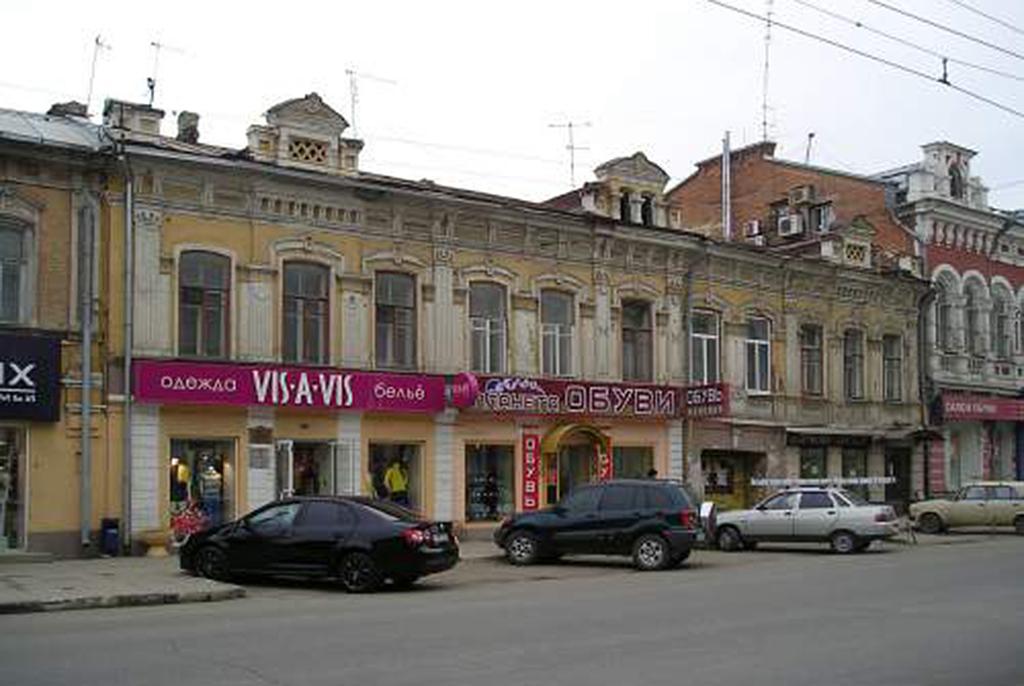 Дом Е.М.Пономарёвой