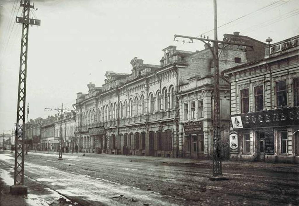 Дом Н. В. Скворцова (Дом Н. И. Хватова)