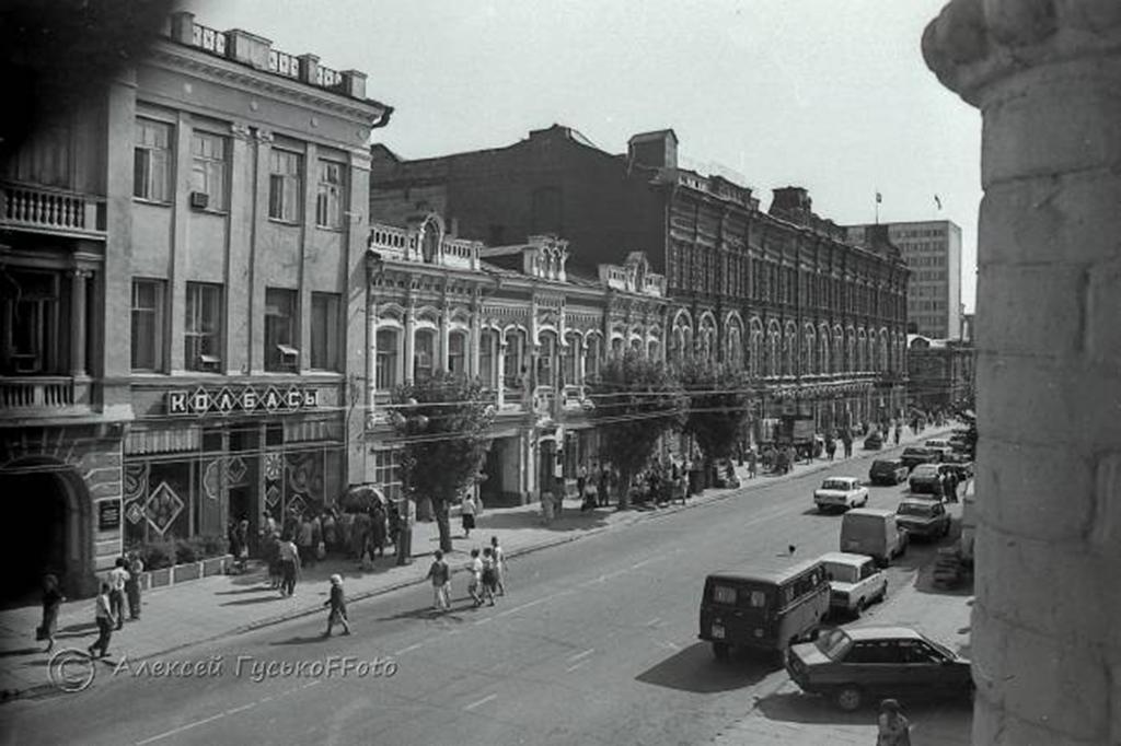 Доходный дом Багаева К.Н.