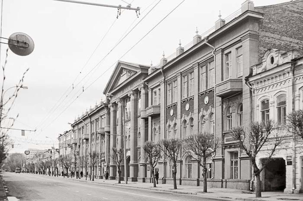 Дома И.Н.Худобина (Издательство газеты «Коммунист»)