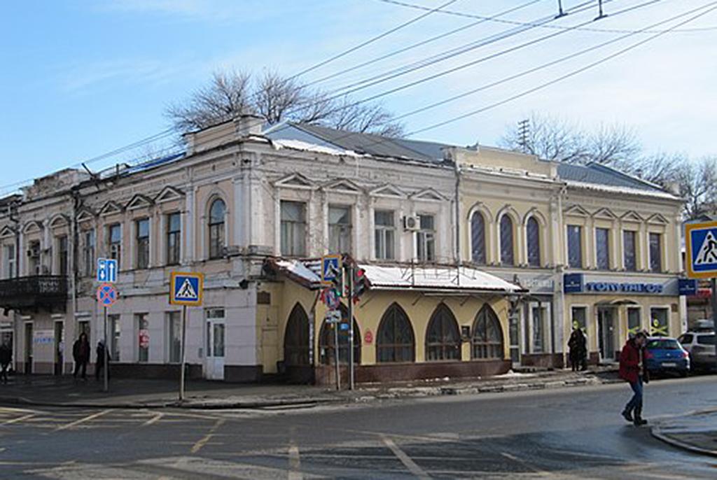 Дом Ступина Е.В.
