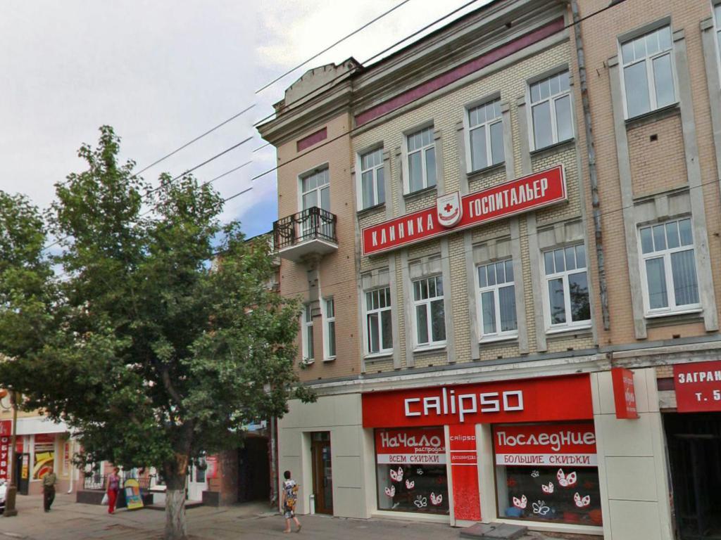Дом купца М. И. Колюбанова