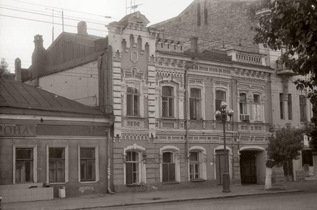 Доходный дом провизора С.М. Копелянского