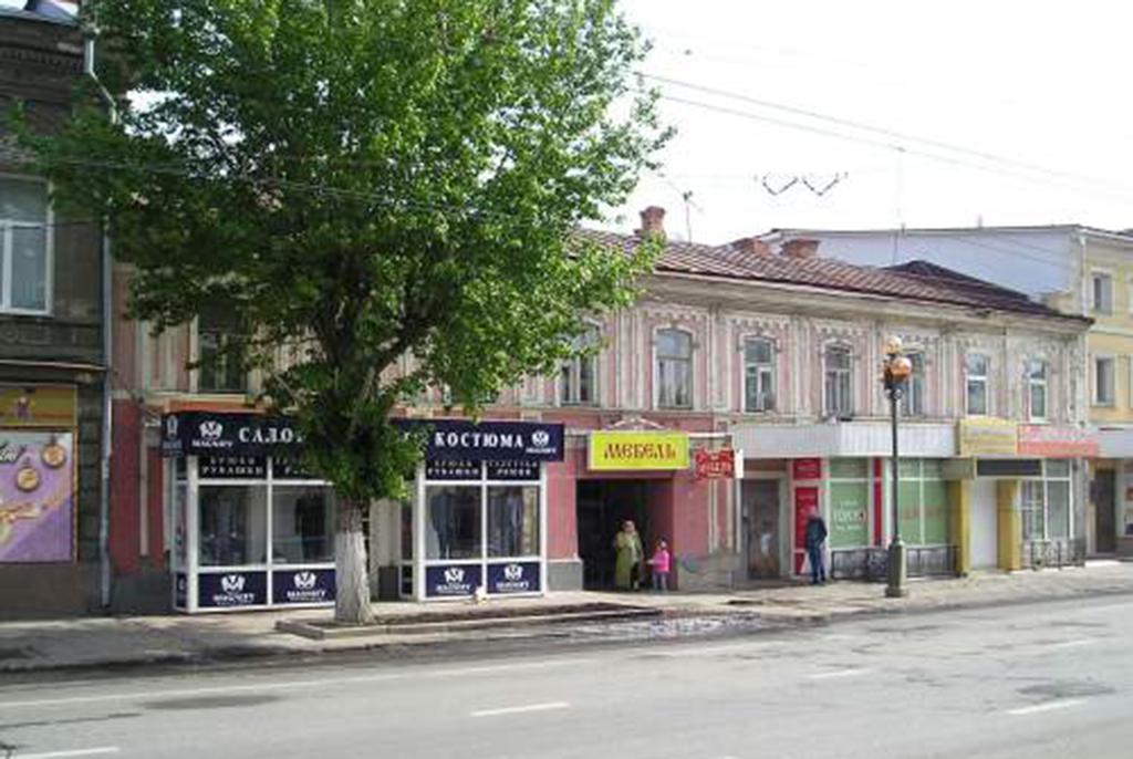Дом Т. И. Егоровой