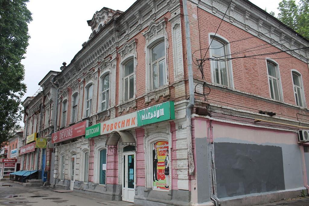 Дом доходный М. Н. Осипова