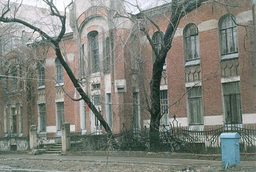 Здание станции бактериологической