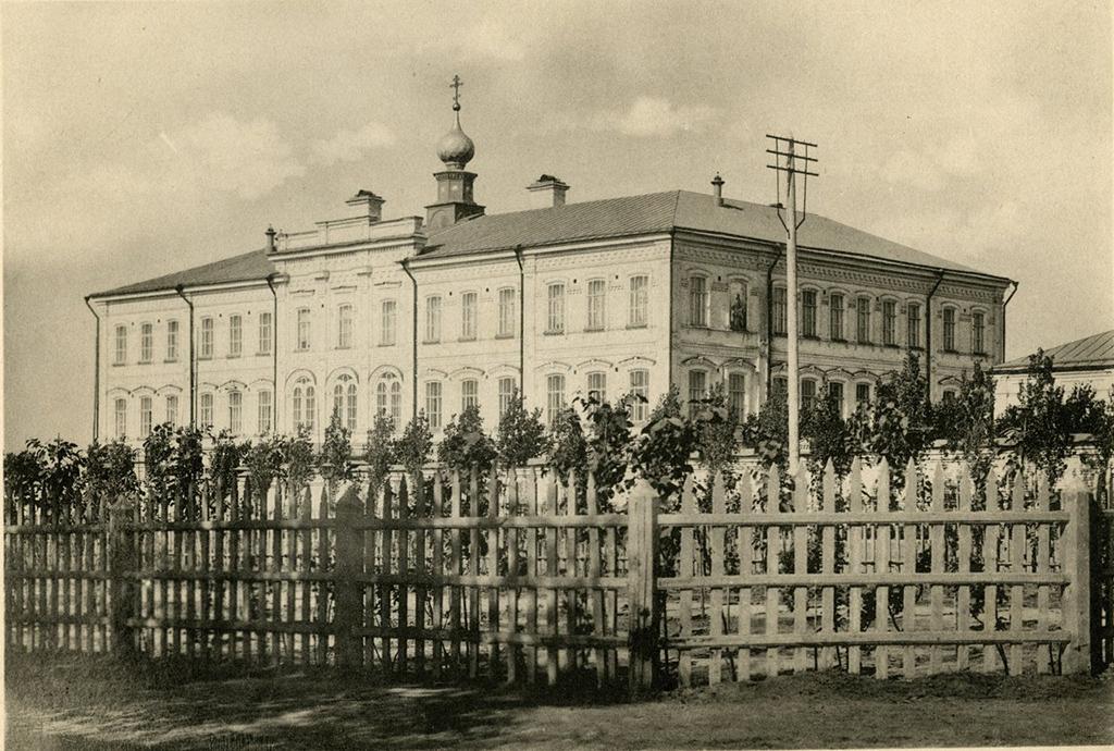 Саратовское духовное училище