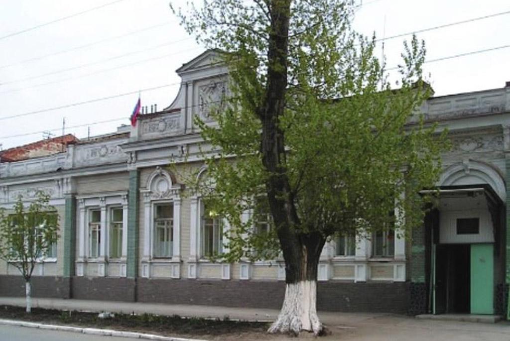 Дом А. Т. Шерстобитова