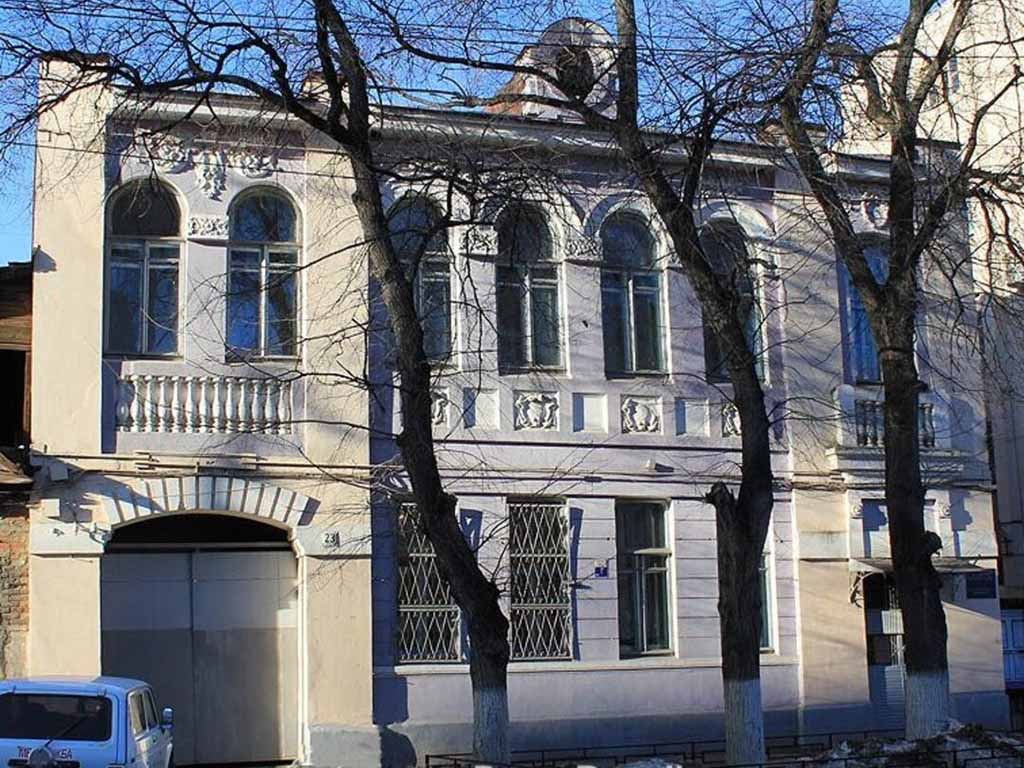 Здание больницы Грасмик и Бухгольц